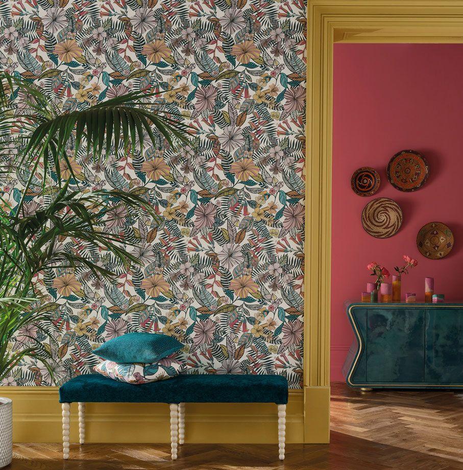 Hall du Papier Peint - Papiers-peints - Floral