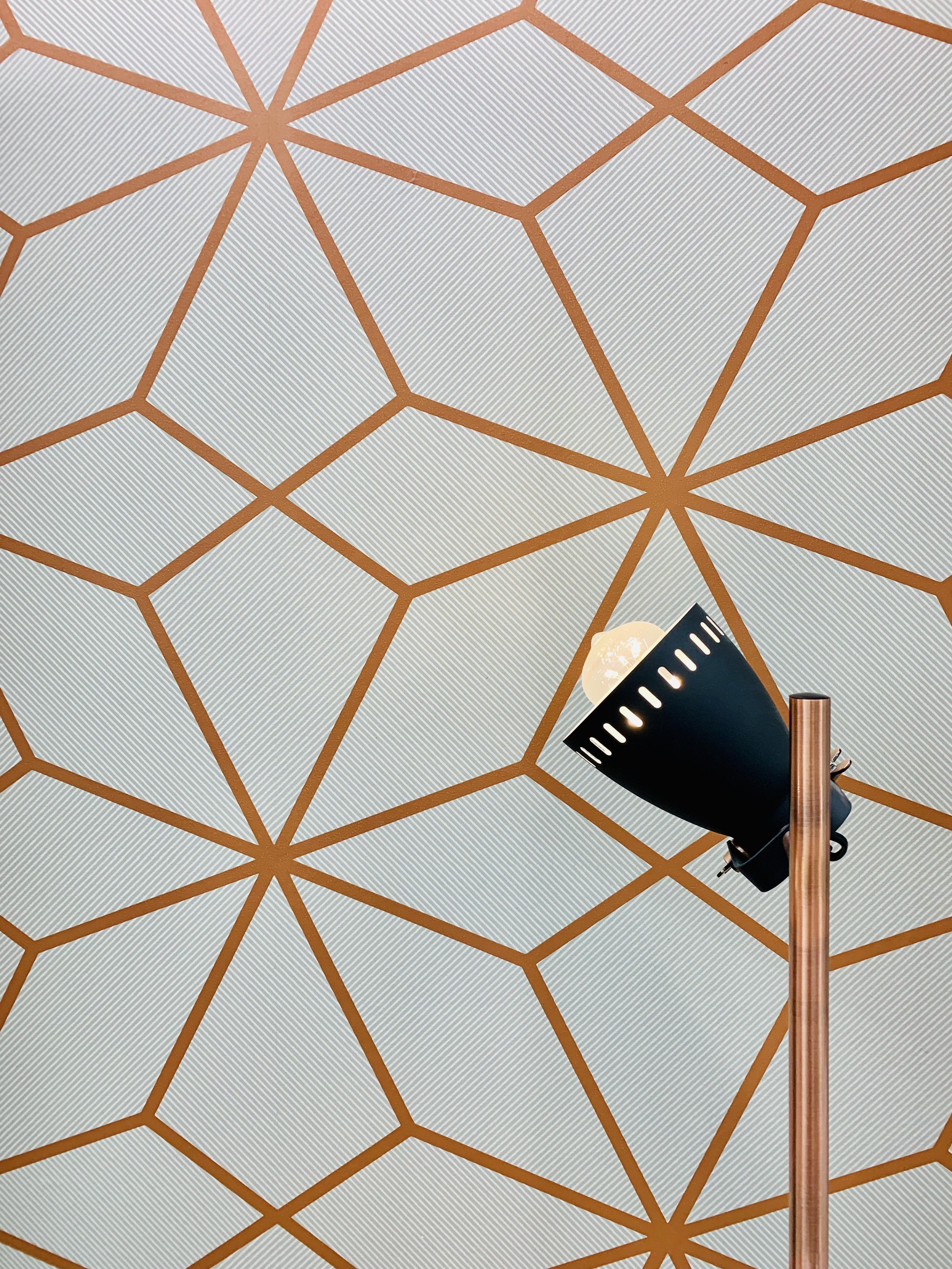 Hall du Papier Peint - Papier-peint - Style Géométrique