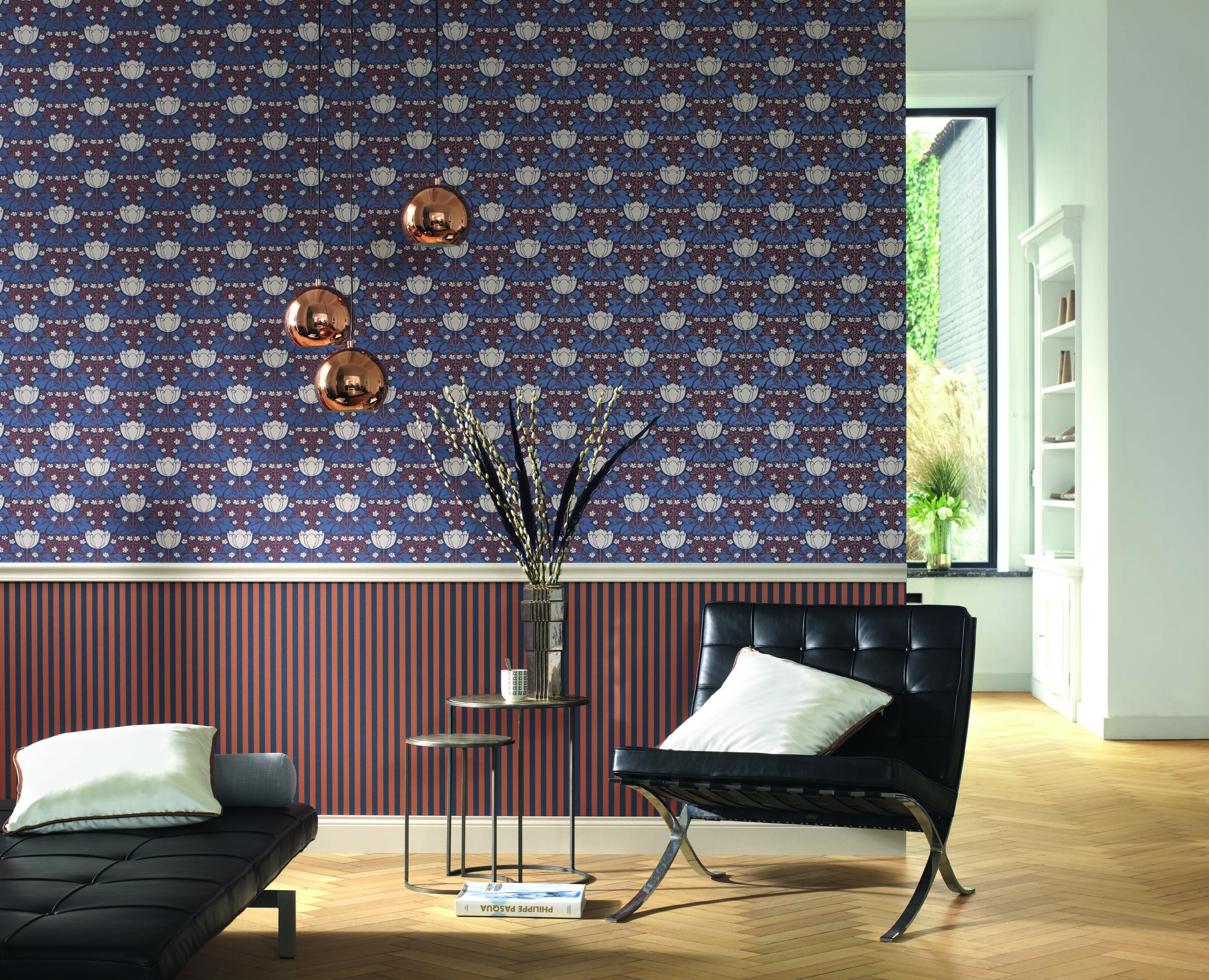 Hall du Papier Peint - Papiers-peints - Inspiration Art Déco