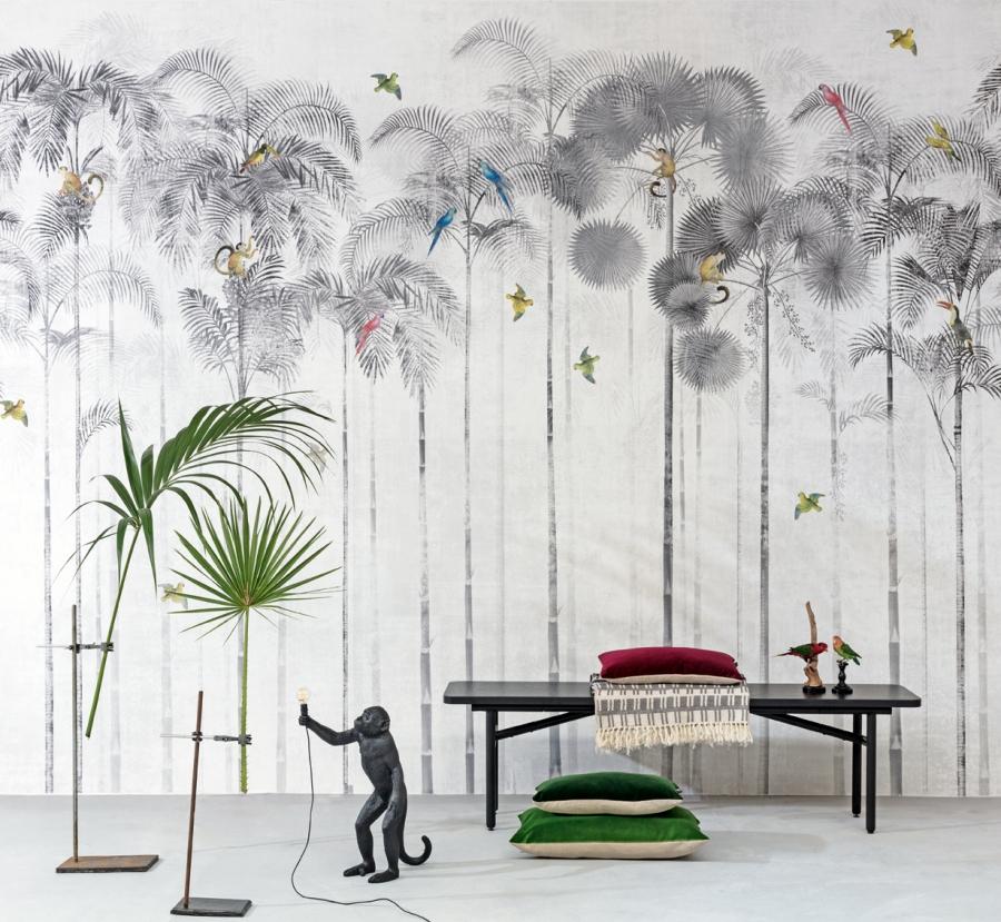Hall du Papier Peint - Papiers-peints - Panoramique