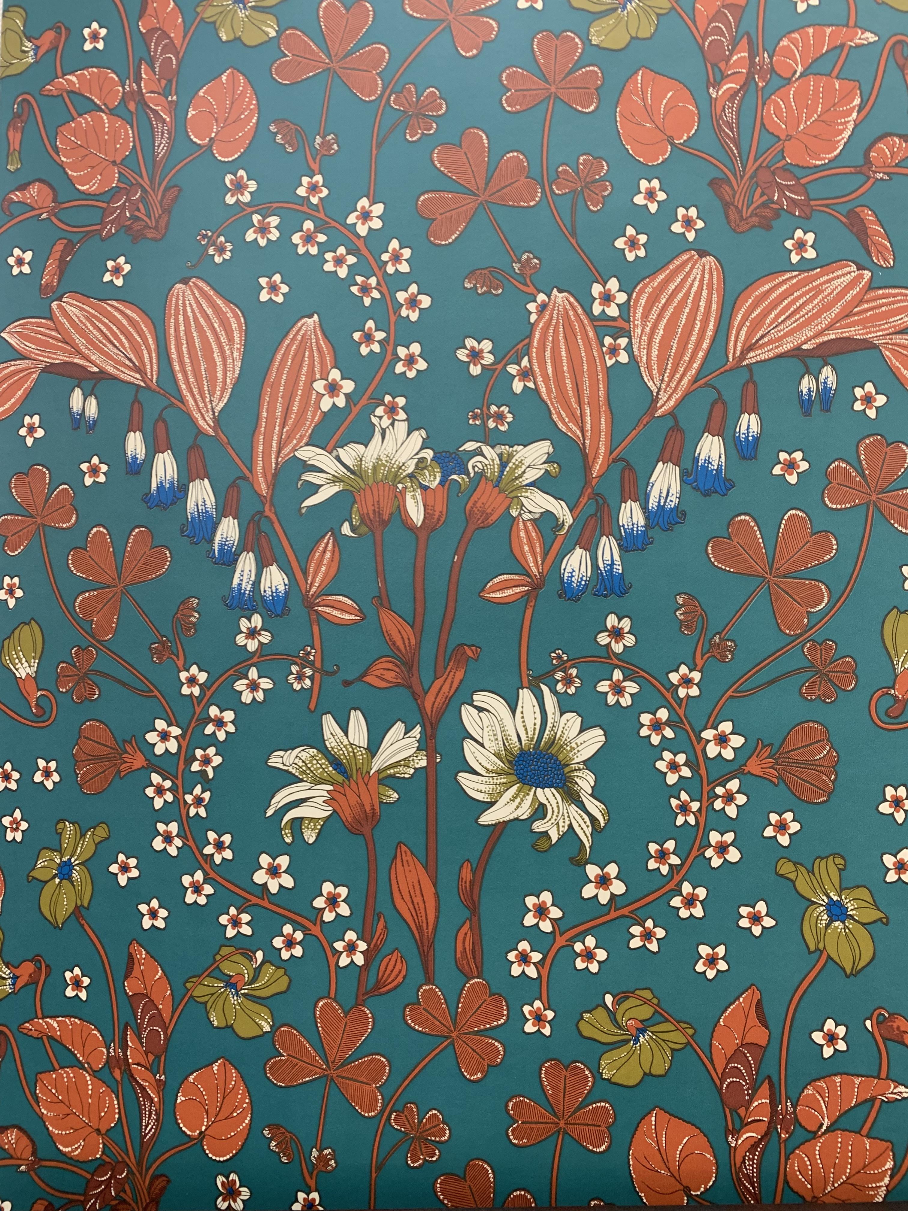Hall du Papier Peint - Papiers-peints - Vintage